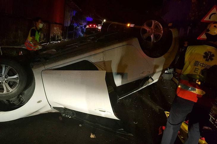 Сон лечит — врачи зафиксировали храп водителя сразу после аварии