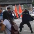 Объединение с Китаем: противников избили металлическим прутом