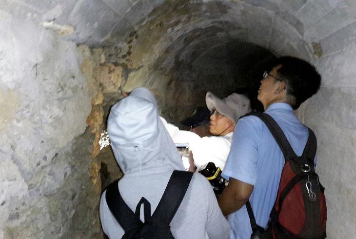 Хранилище боеприпасов станет туристическим местом