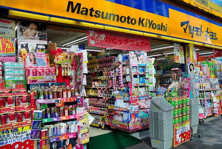 Matsumoto Kiyoshi открывает магазины на Тайване