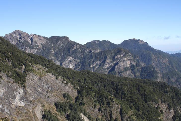 Альпинистка скончалась, не покорив одну из ста вершин Тайваня