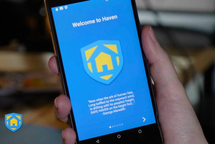Взлом не пройдет с приложением Haven от Эдварда Сноудена
