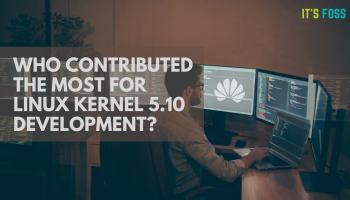 Huawei Linux Kernel Contribution