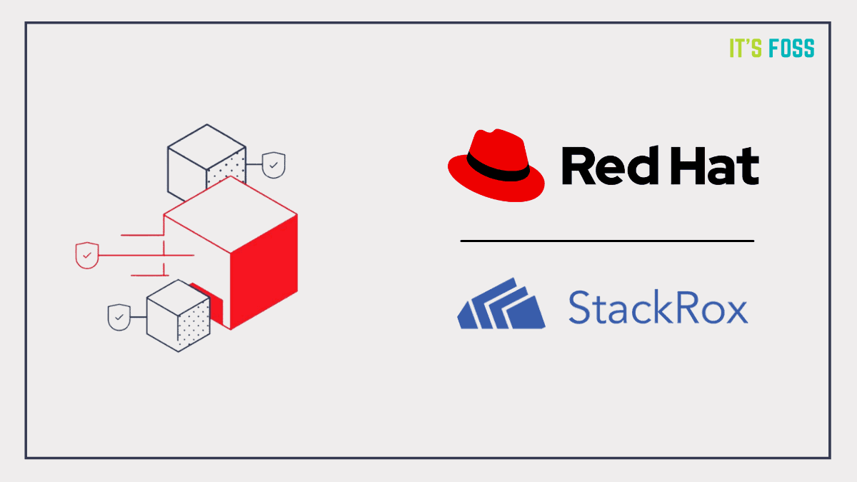 Red Hat StackRox acquisition