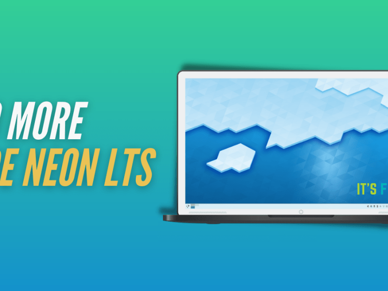 KDE Neon LTS discontinued
