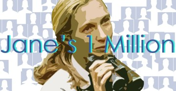 Jane Goodall Inspires One Million and You All Inspire Us