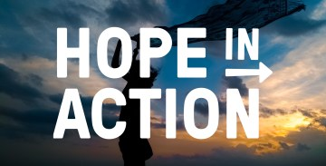 Jane Goodall Inspires: You Are Hope in Action!