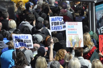 A Reflection on Youth Activism and the March for Our Lives