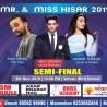 Semi final Mr. and Miss Hisar2019