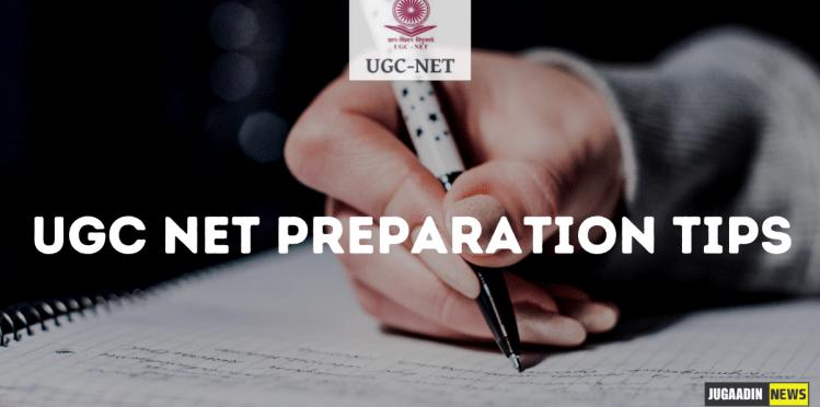 NET Exam preparation tips