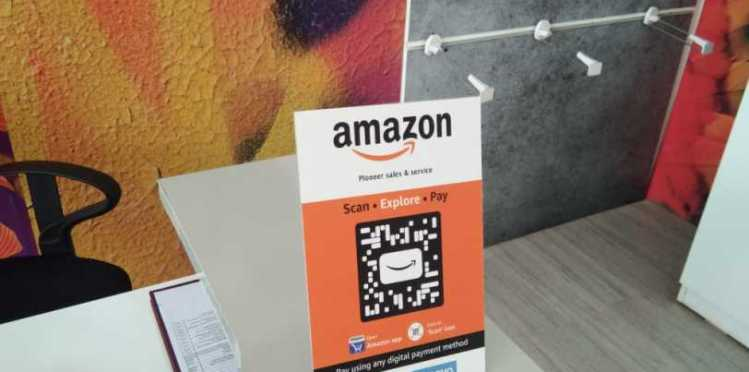 Smart stores by Amazon pay