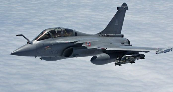 Rafale Aircraft reached Ambala Airbase, magnified the Indian Air Force strength