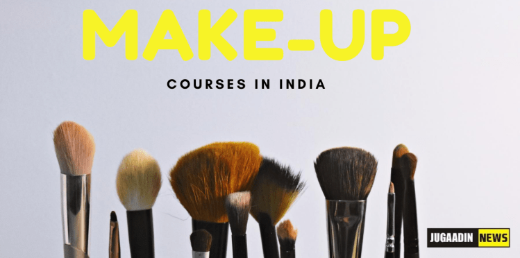 MAKE UP course in India