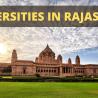 UNIVERSITIES IN RAJASTHAN