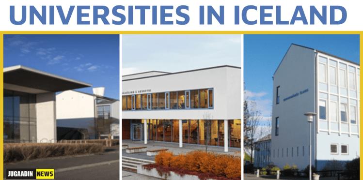 Universities in Iceland