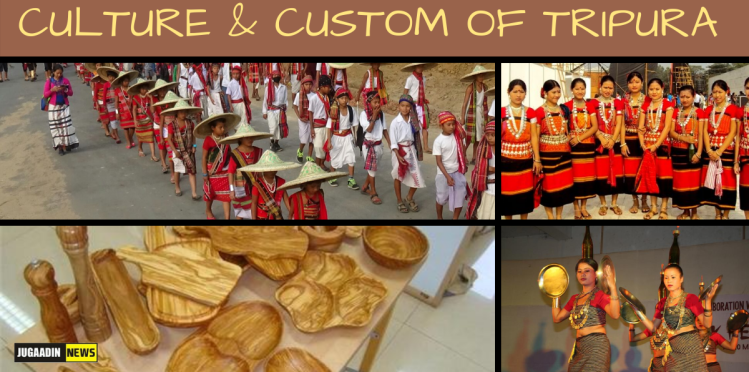 CULTURE OF TRIPURA: HISTORY TRADITION & LIFESTYLE