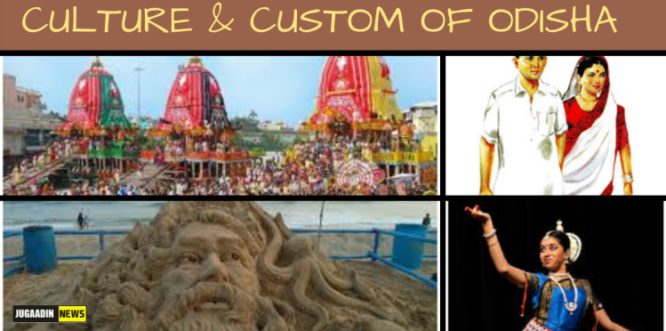 custom and culture of Odisha