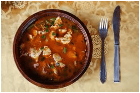 Famous dishes of Bhutan