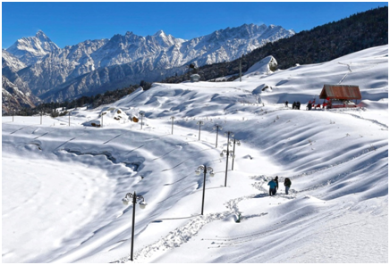 Tourist Places to see in Uttrakhand