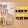 top boarding schools in India for science stream