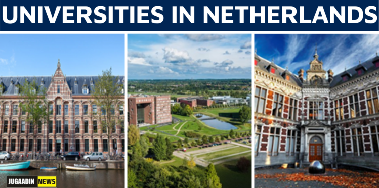 universities in the Netherlands