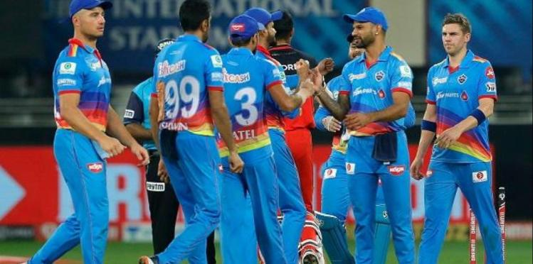 IPL 2020 UPDATES: DELHI CAPITALS BEAT ROYAL CHALLENGERS BANGLORE BY 59 RUNS