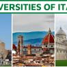 universities in Italy