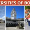 Universities in Bolivia