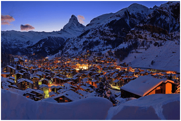 Places to visit in Switzerland