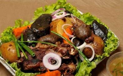 Dishes of Mongolia | Food of Mongolia