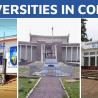 Universities in Congo