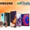 SAMSUNG And udChalo association