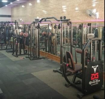 Gyms in Bhiwani : Divine Gym