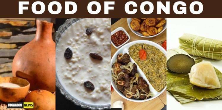 food of congo