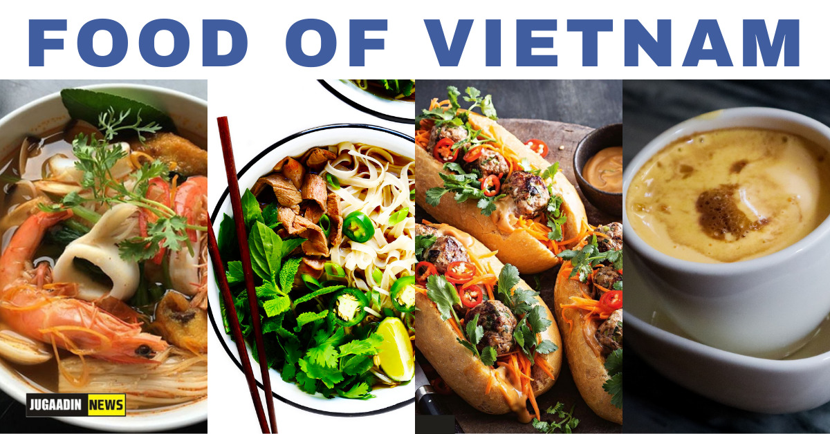 famous dishes of Vietnam