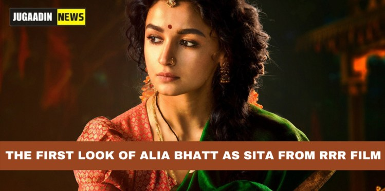 ALIA BHATT AS SITA FROM RRR