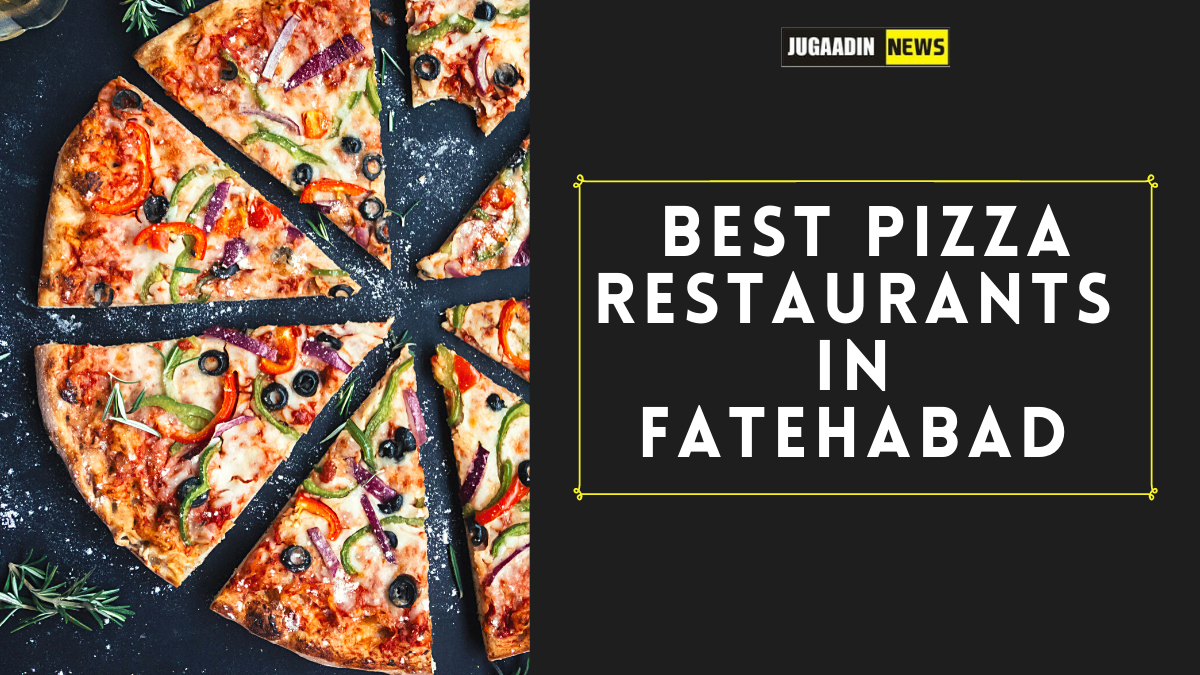 Best pizza restaurants in Fatehabad