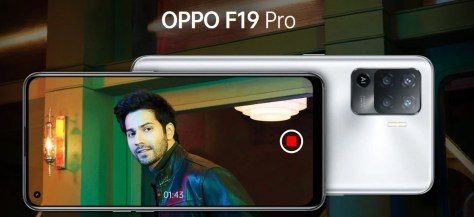 Oppo F19 Pro Specification and Price
