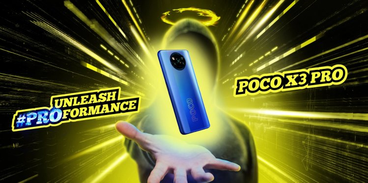 POCO X3 PRO Launch in India