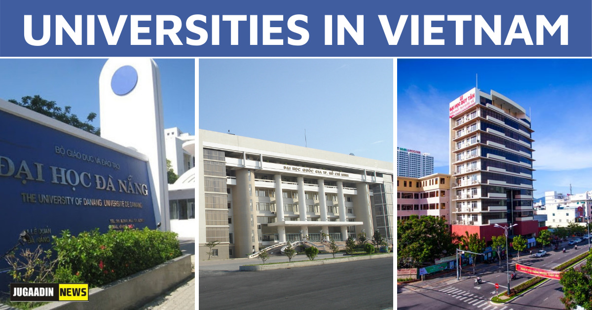 universities in Vietnam