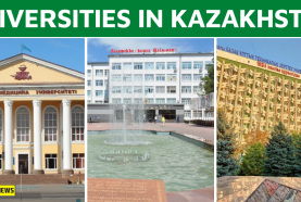 Universities of KAZAKHSTAN