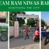 ramniwas rara saini sanitization campaign
