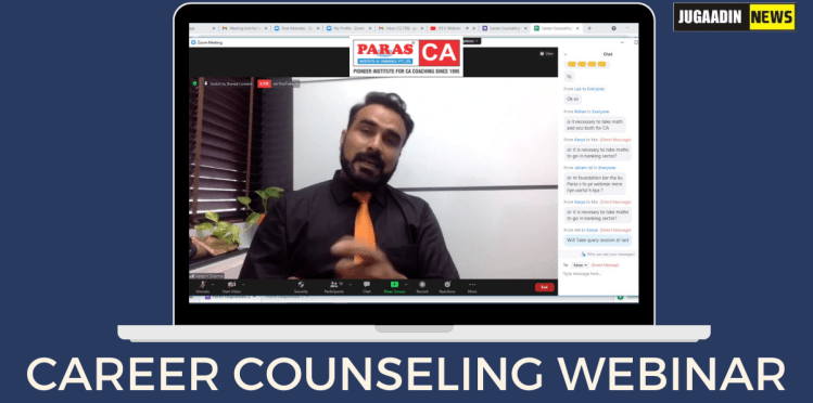 Career Counseling webinar