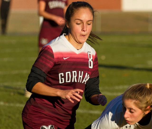 Gorham Defensive Miscues Cost Gorham A Couple Of Goals Against Visiting Cheverus On Friday Night Oct 26 Goals They Couldnt Get Back