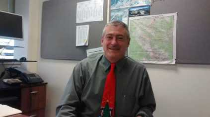 Ron Falco isthe Safe Drinking Water Program Manager for the State of Colorado. He and other state officials are working with communities struggling to come into compliance with federal drinking water standards.