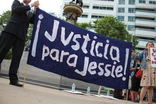 justicia para jessie
