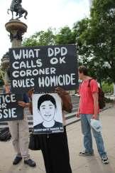 jessie hernandez protest