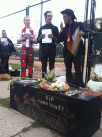 Funeral For Human Dignity