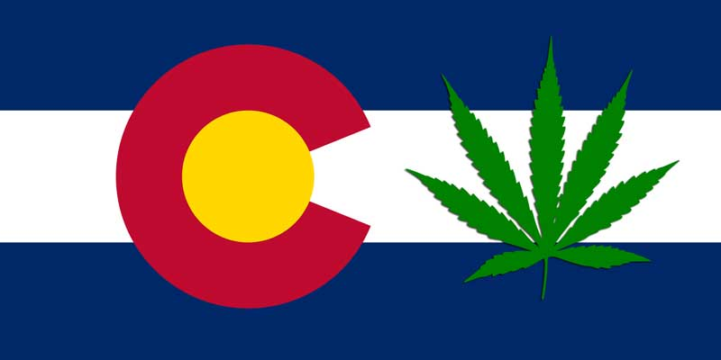 colorado cannabis flag