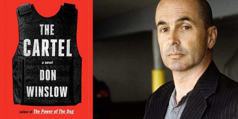 "Booktalk: Crime Novelist Don Winslow: ""The Cartel"""